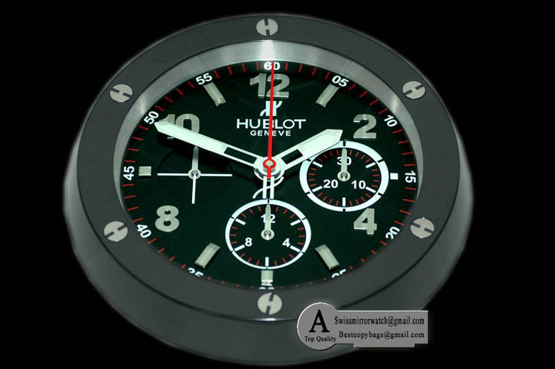 Hublot Horloge murale Big Bang Gold Blue 301.PX.7180.LR