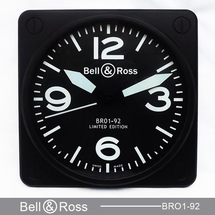 Bell & Ross Horloge murale Instruments BR 03-92 Nightlum